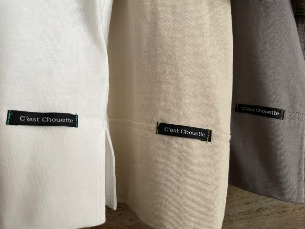 フロントロゴTシャツ/アップ