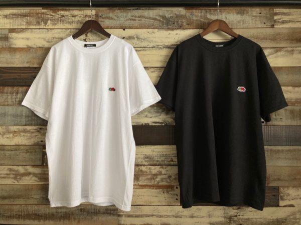 AULA AILA(アウラアイラ)/フルーツオブザルーム×AULA AILAコラボバックロゴTシャツ