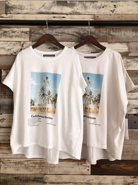 『フォトプリントTシャツ』and LIFE'S(アンドライフス)