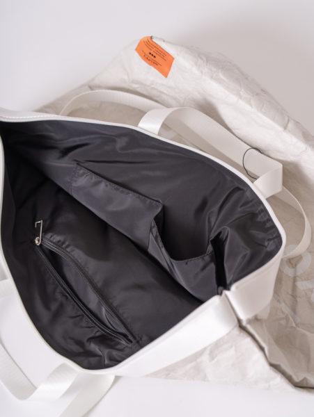 Tyvek tote bag(タイベックトートバッグ)/andLIFE's(アンドライフス)/中