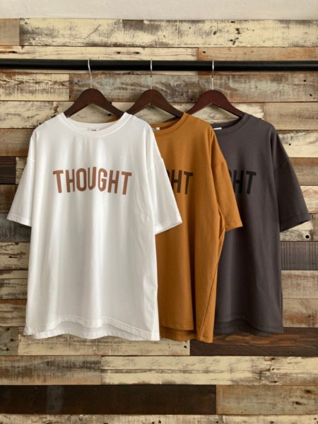 OSMOSIS (オズモーシス)ロゴプリントTシャツ