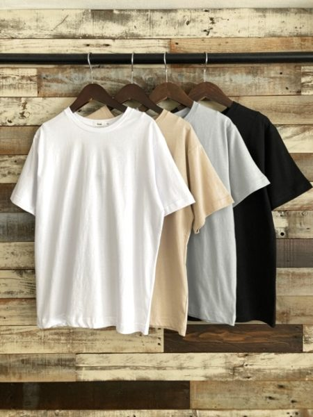 koe(コエ)/抗菌防菌オーガニックコットンクルーネックTシャツ